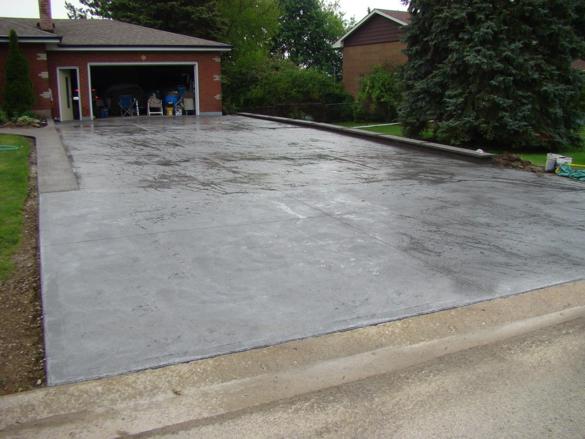 Stamped Concrete Patios Sidewalks And Driveways Lester