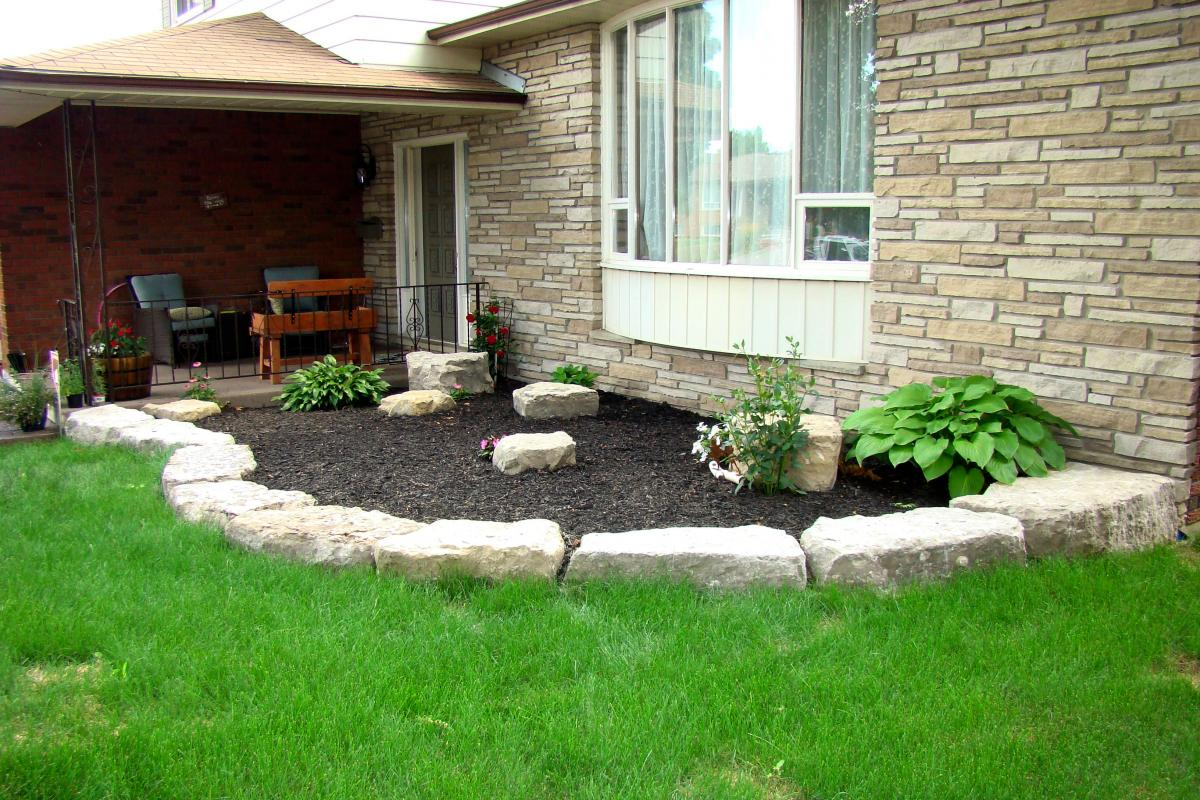 ... Garden Add Dramatic Impact That Make Your Home Stand Out From The  Others In Your Neighborhood. Create Your Dream Yard Today!